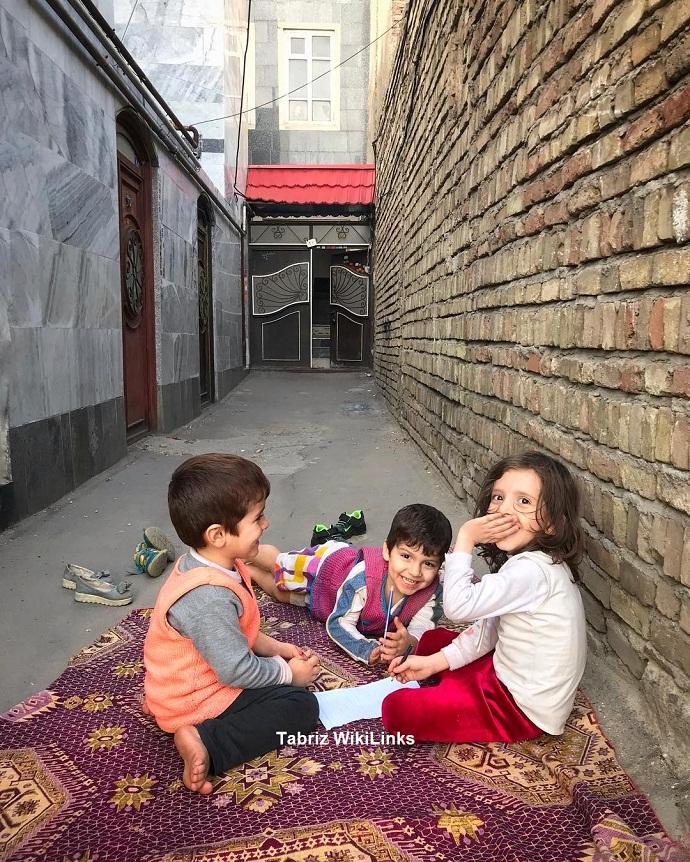 محلات تبریز