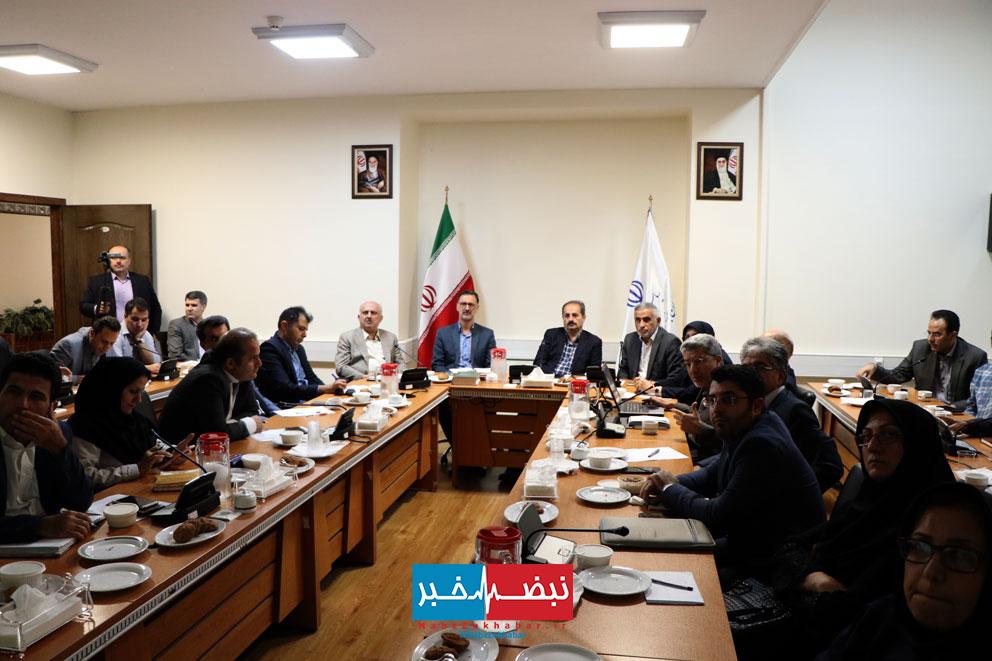 طرح و بررسی برنامه آمایش سرزمین استان گیلان در جلسه کمیسیون تخصصی شورای عالی آمایش سرزمین کشور
