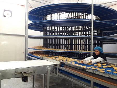 یک شرکت تولیدی کلوچه در آستارا افتتاح شد