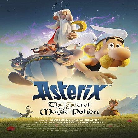 دانلود انیمیشن آستریکس و راز معجون جادویی - Asterix: The Secret of the Magic Potion 2018