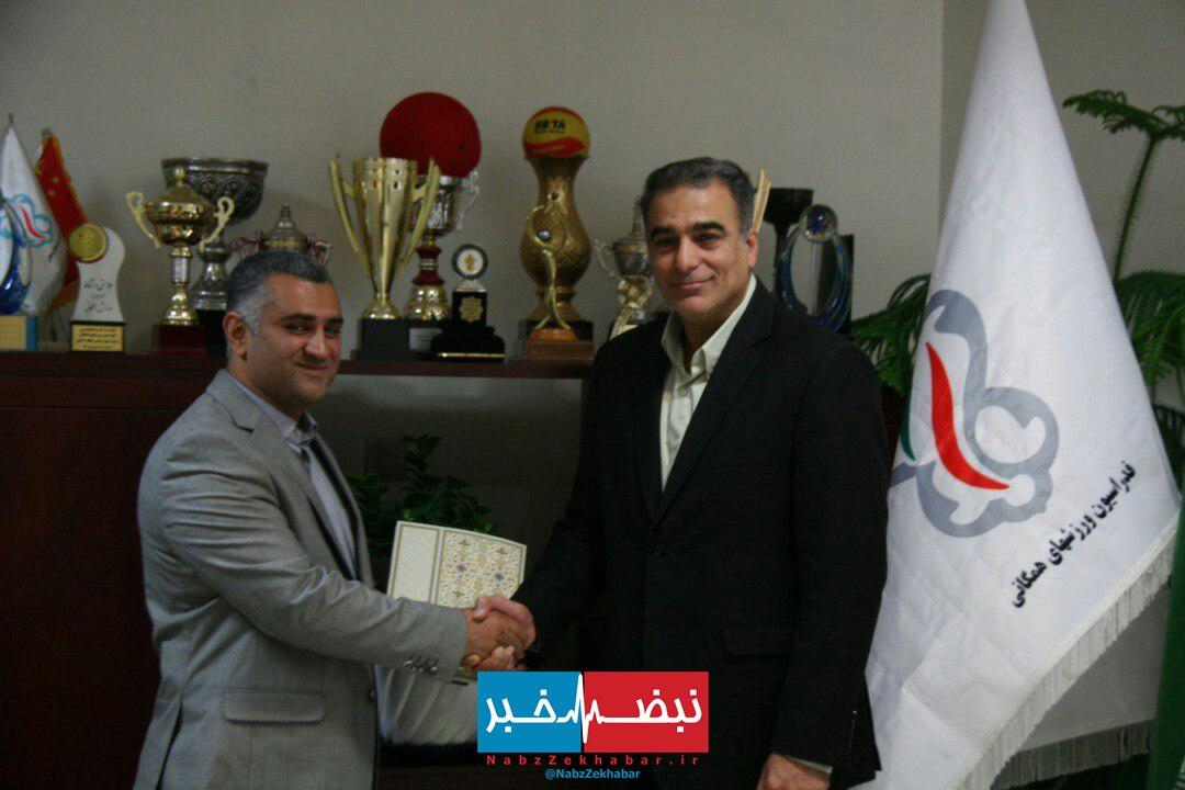 محمدرضا فروحی بعنوان دبیرکل اولین اجلاس ملی شهر فعال ( دوستدار ورزش ) منصوب شد