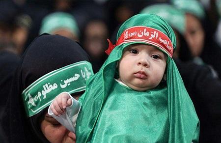 همایش بزرگ شیرخوارگان حسینی در بندر آستارا برگزار میشود