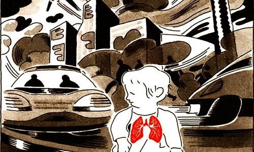 آلودگی شهری چه تأثیری بر سلامت و شادی ما میگذارد؟