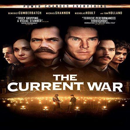 فیلم جنگ جریان - The Current War 2017