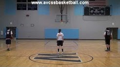 3 Player Team Shooting Drill Live for Youth Basketball