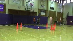 Great Basketball Shooting Drill - Building Self Confidence
