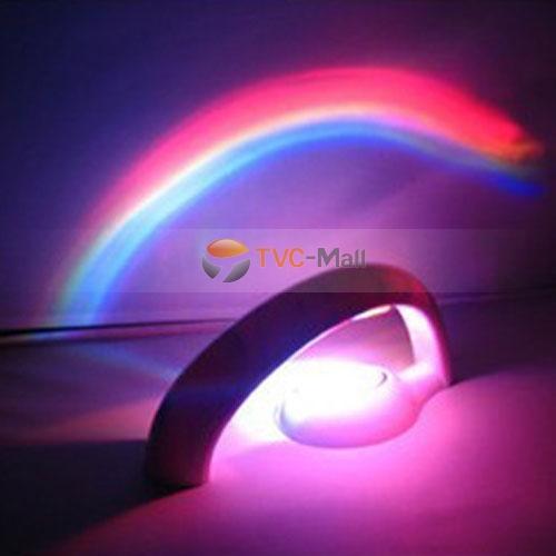 اسباب بازی چراغ خواب رنگین کمان