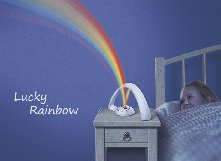 چراغ خواب رنگين كمان lucky rainbow