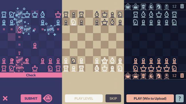 بازی رایگان آیفون - chessplode